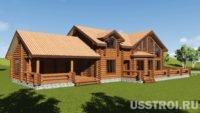 Проект дома 370 м2