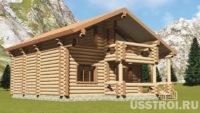 Проект дома 160 м2