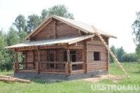 Дом-баня, к.п. Соколиная гора